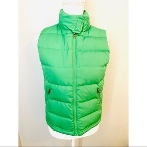 American Eagle Down Puffer Puffy Vest